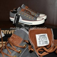 SEPATU CONVERSE LOW CHUCK TAYLOR CL PEACHED NEW