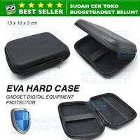 Jual Hard Disk Case EVA Shockproof Pouch Bag / Powerbank Cas Berkualitas Murah