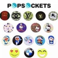 Jual BARU #FE044 PopSockets / Pop Socket / Phone Holder Stand / Stand HP + Murah