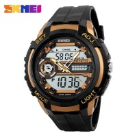 Jam Tangan SKMEI Man Sport LED Watch Water Resist AD120 Diskon