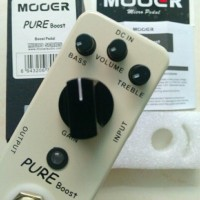 Mooer Pure Boost (Clean Booster) New