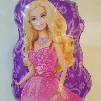 Jual Baru Balon Foil Barbie 50 Cm By Esslshop2 Promo Oke Murah