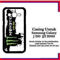 Casing Samsung J2 2016 monster vr 46 1 Custom Hardcase