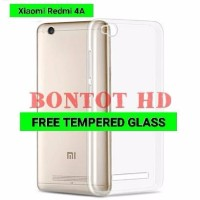 BUY 1 GET 1 ANTI GORES KACA XIAOMI REDMI 4A FOR HP MI4A MI REDMI4A R
