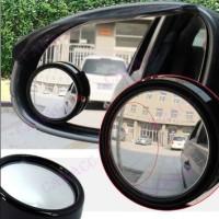 Jual kaca tambahan spion full set 2pcs car mirror blind spot rear view Murah