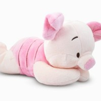 Boneka Baby Piglet Lying Doll