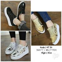 Sepatu Cewek/ Sneaker Wanita Murah sneaker wanita lokal murah  HT 30 6