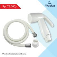 Jet Washer Shower Spray Toilet Welden 11017W