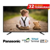 PROMO TERBATAS Panasonic LED TV 32 INCH TH 32E305 Free breket