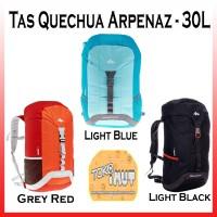 Tas Pria/Wanita Quechua Arpenaz 30L - Original Quechua Ransel 30L