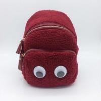 Jual Nila Anthony - Fur Backpack & Fur Tassel (Promo Package) Murah