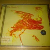 THE BRAVERY - s/t 2005 ORIGINAL enhanced CD NEW Arctic Monkeys Weezer