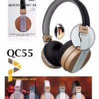Jual Bose Quiet Comfort QC 55 Wireless Headphone Bluetooth Headset QC55 Murah