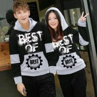 Jual Jumper Best Of Black / Baju Couple / Jumper Couple / Couple Mu Murah