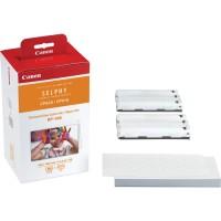Canon RP-108 RP108 Tinta Paper Canon Selphy CP820 CP910 CP1000 CP1200