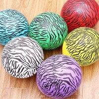 Balon Latex Motif Zebra