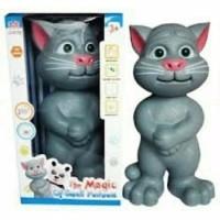 Mainan Anak Talking Tom Talking and Singing Cat Kecil
