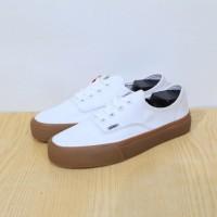 Sepatu Vans Authentic Gum Putih Premium Quality