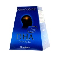 Nature's Health Dha Complex 500 Mg 60's