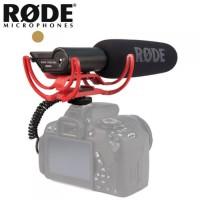 MIC Rode VideoMic with Rycote Lyre Suspension System Diskon