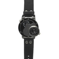 Jual Oulm Quartz Leather Band Fashion Watch 9591 Murah