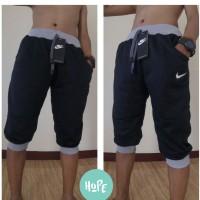 Jual Celana joger /Jogger Pants/Jogger Nike 3/4 /Pria/Wanita/ Training Murah