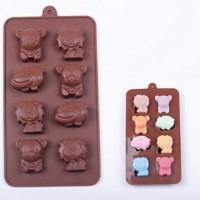 Jual CETAKAN Singa/hippo/pooh(bisa u/ es puding permen candy cookies kue) Murah