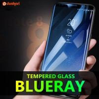Tempered Glass SAMSUNG NOTE 8 Curve Blue Ray Full Cover Screen guard