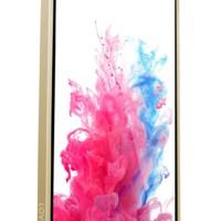 Jual Love Mei Aluminium Metal Bumper LG G3 - Gold Murah Murah