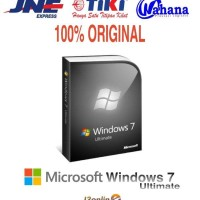 Windows 7 Ultimate Lisensi Activation 100% Original