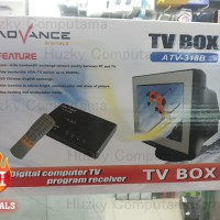 [TV TUNER Advance] PC TV BOX ATV-318B untuk TV tabung d Limited