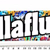 PROMO Stiker Dekorasi JDM Hellaflush Boom Background L Terpopuler
