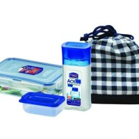 lock and lock lunch box set