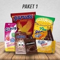 GarudaFood Rp. 0 - Paket 1 (TP01)