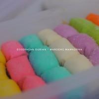 Pancake Durian Rainbow Mini Isi 21 | 100% Asli Medan