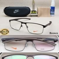 Jual kacamata NIKE PEGASUS frame kacamata minus nike premium frame nike new Murah