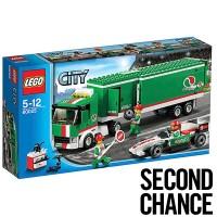 Lego 60025 Grand Prix Truck Toy Original