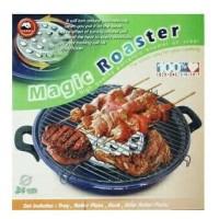 Jual ALAT PEMANGGANG GRILL BBQ MASPION 34CM MAGIC ROASTER Murah