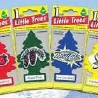 Jual PARFUM PEWANGI MOBIL LITTLE TREES LIVELY LEMON Murah