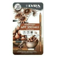 Jual Pencil Rembrandt Art Special LYRA/set isi 12 Murah Murah
