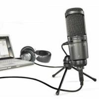 Microphone Mikrofon USB Audio Technica AT2020 - Cardioid Condenser