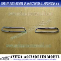 Jual Unik Garnish Ring Cover Reflektor Bumper Toyota All New Inno VI-94R Ba Murah