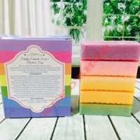 Jual (Sale) SABUN FRUITY / FRUITAMIN RAINBOW SOAP 10 IN 1 ORIGINAL BPOM Murah