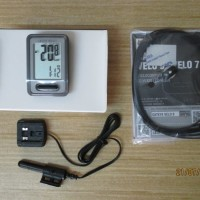 DISKON Speedometer Cat Eye Velo 7