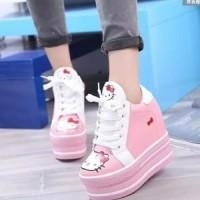 Jual :: BOOTS & CASUAL Sepatu Boots Wanita Korea Hello Kitty SBO314 Murah