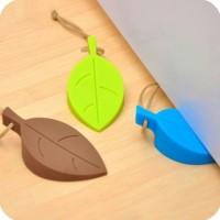 Jual tools penahan pintu, ganjelan pintu bentuk daun Murah