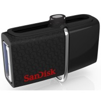 Jual Sandisk Ultra Dual OTG USB Flash Drive USB 3.0 16GB Murah