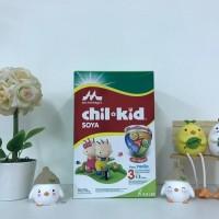 chil kid/ chilkid soya moricare+ 600gr/ susu formula chil kid morinaga