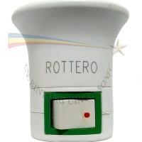 Fiting Colok + Saklar Lampu Malam Kamar Tidur/Rumah E27 (RTR 015)