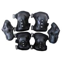 Jual DEKER INLINE SKATE / Pelindung Lutut Sikut Sepatu Roda Anak Murah